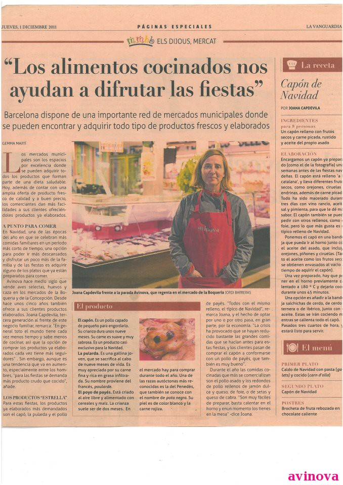 2011-12-1 - La Vanguardia