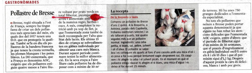 2012-07-20 - La Vanguardia
