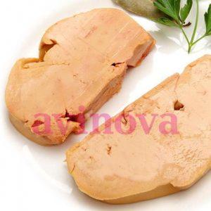 Foie escalopat extra fresc