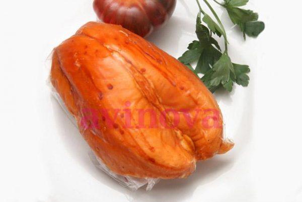 Pechuga de pollo ahumada