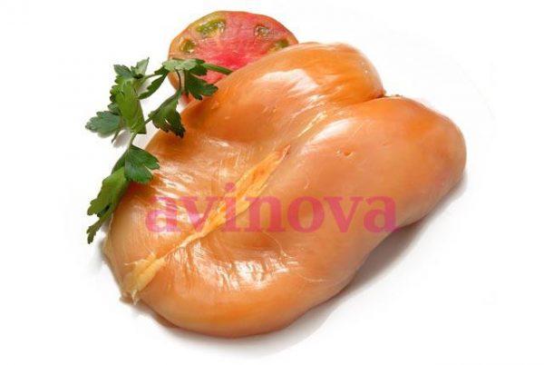 Pit de pollastre de pagès sense pell