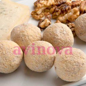 Croquetas gourmet de gorgonzola y nueces