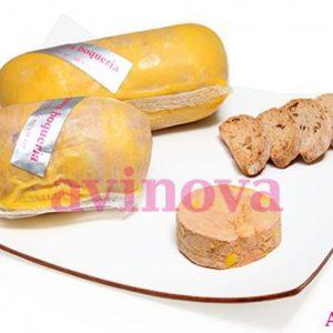 Foie entier de pato